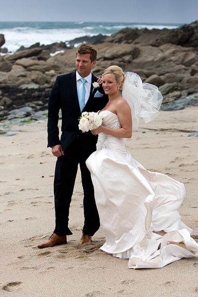 Wedding Hairdresser Newquay Cornwall